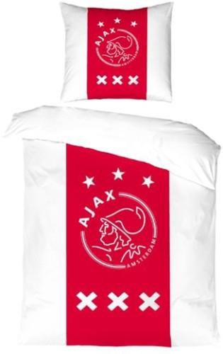 Afbeeldingen van Ajax Dekbedovertrek - Logo