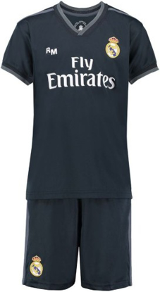 Afbeeldingen van Real Madrid Minikit Away 2018/2019 - maat 152