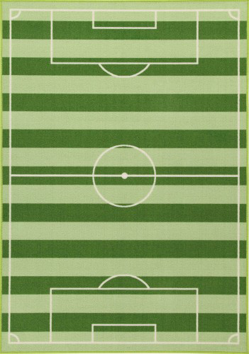 Afbeeldingen van Vloerkleed Football/Voetbal (27376)