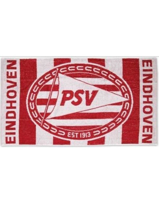 Afbeeldingen van PSV Handdoek Gestreept