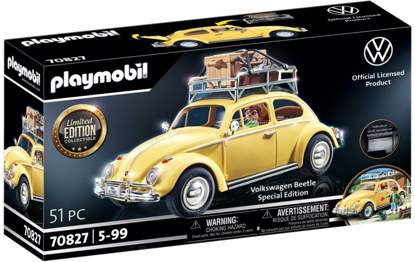 Afbeeldingen van Playmobil Volkswagen Kever - Special Edition (70827)