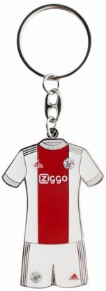 Afbeeldingen van Ajax Sleutelhanger Minikit Home 2021/2022